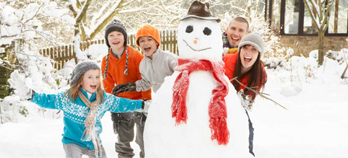 5 Ways to Stay Active All Winter Long