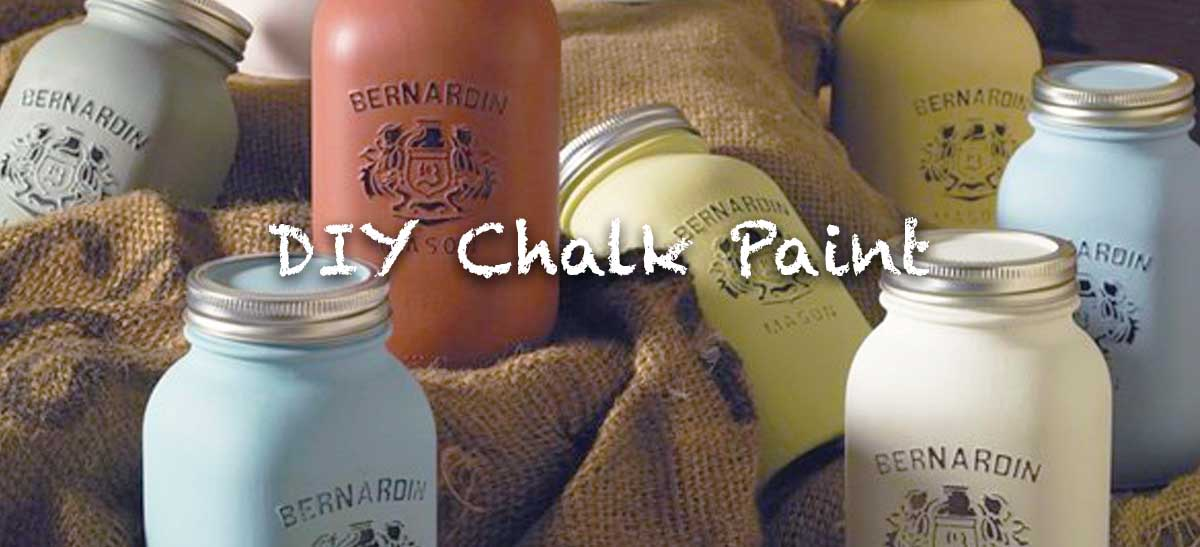 Chalk It Up! - How To Make DIY Chalk Paint