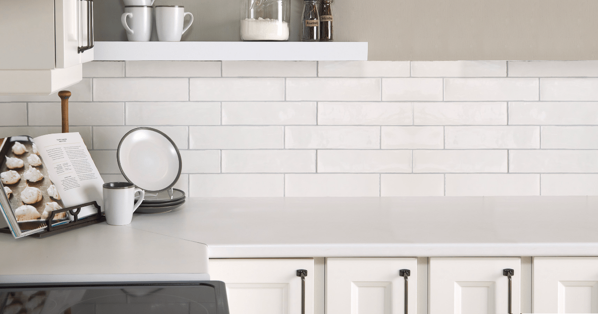 Here's How to Install a Tile Backsplash