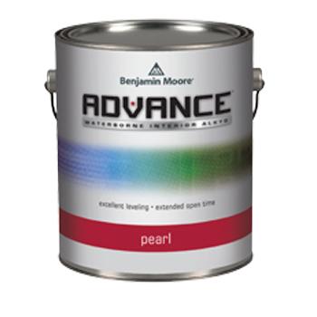 Benjamin Moore Advance Pearl Finish Waterborne Interior Alkyd